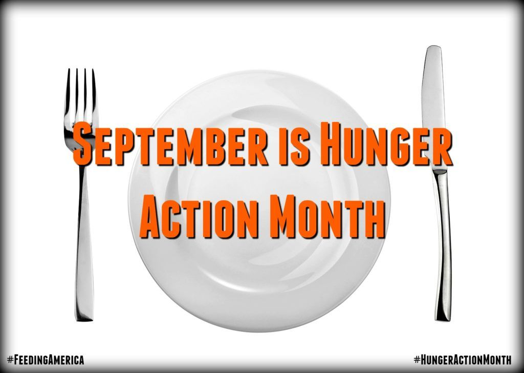 September is Hunger Action Month (With images) Auto