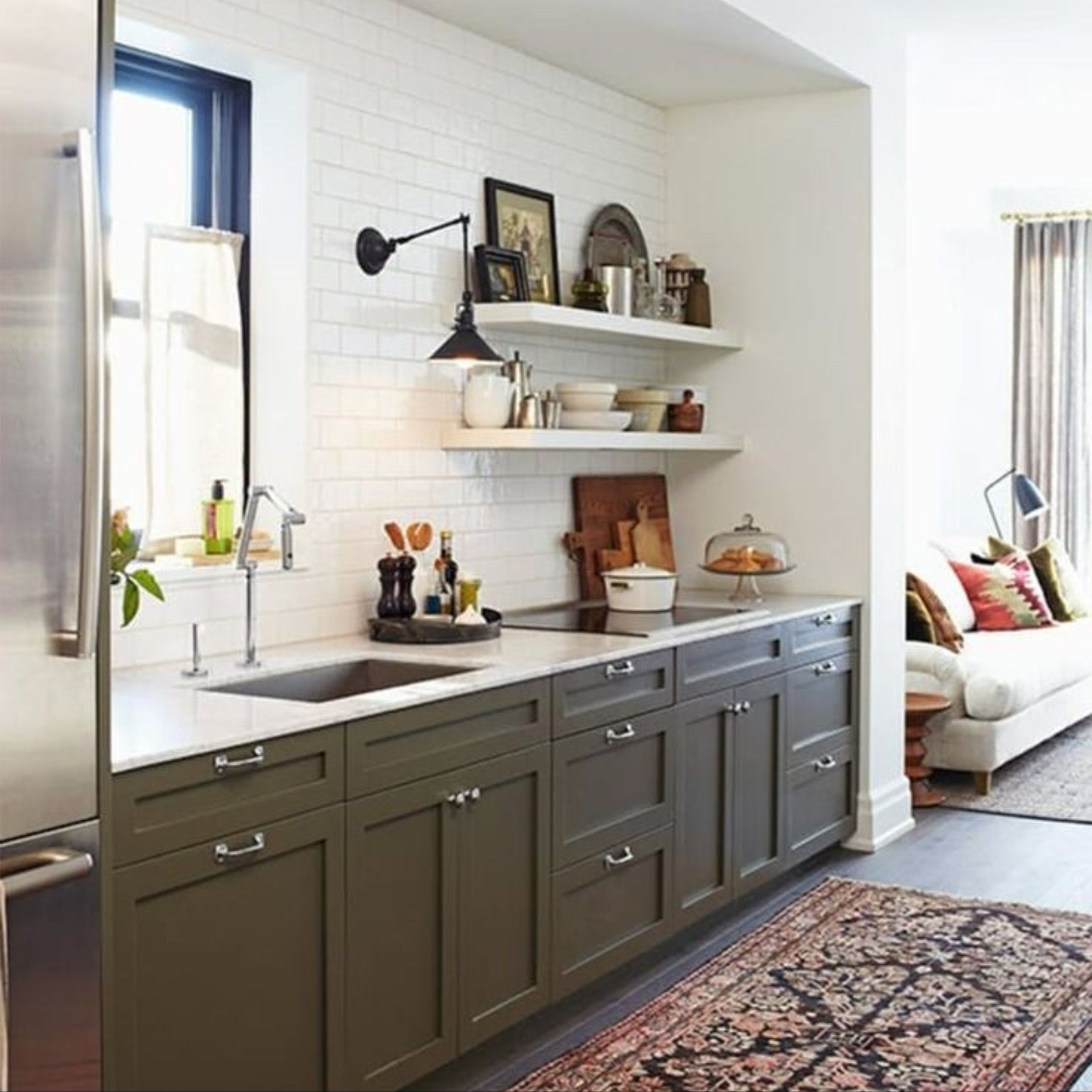4 Earth Tones to Make Your Kitchen More Grounded | Green ...