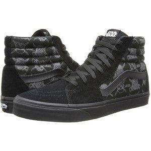 7ad451a0cec0 Vans SK8-Hi X Star Wars Dark Side Darth Storm) Lace up casual Shoes ...