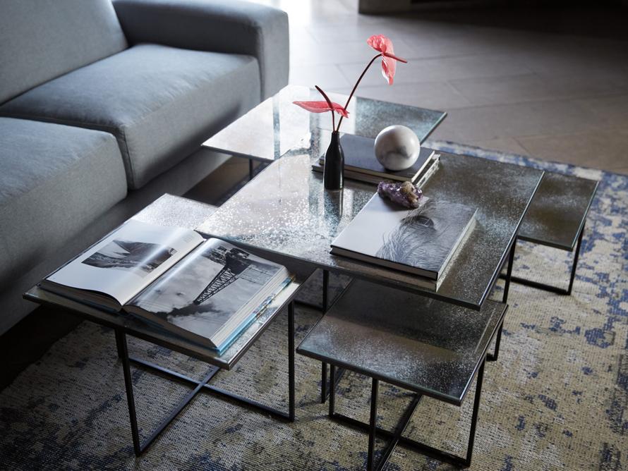 Odette Five Piece Coffee Table Set Arhaus Furniture Living