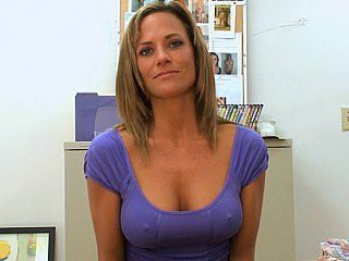 Mature blonde wife loves
