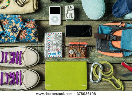 Travel Accessories Stock Photography | Shutterstock