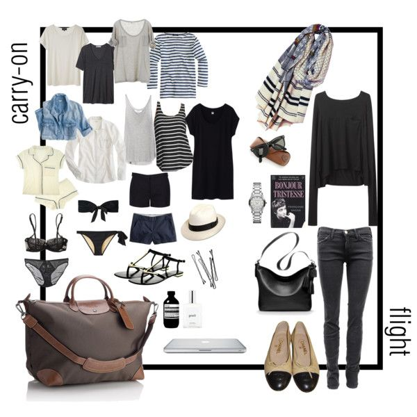 """""""Packing For Florida"""" By Coffeestainedcashmere On Polyvore"""