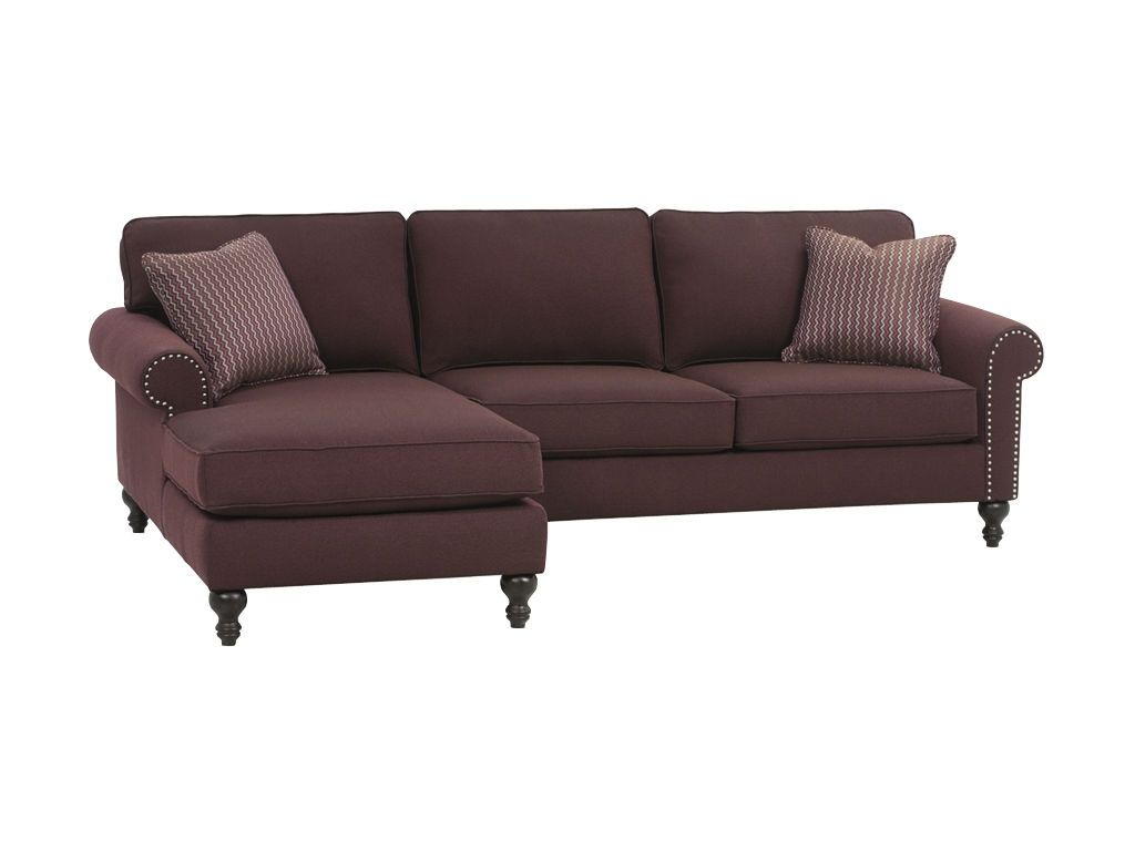 Rowe Living Room Bleeker Sectional N290-Sect - Good\'s NC ...