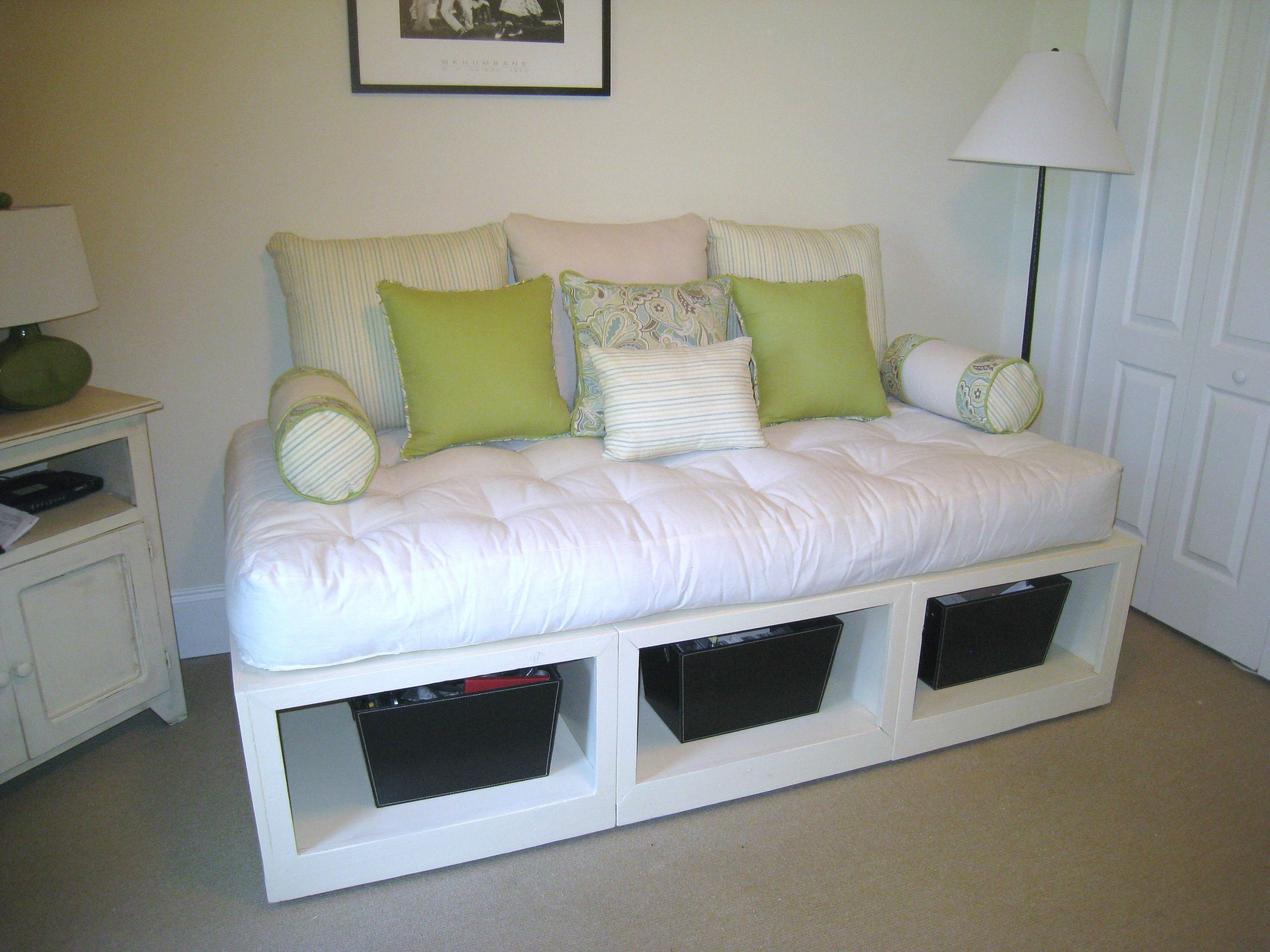 daybed with file drawers Google Search Home fice
