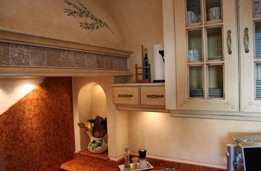 Landhausküche Creme Antik Modell Provence | Küchen-Ideen | Pinterest ...