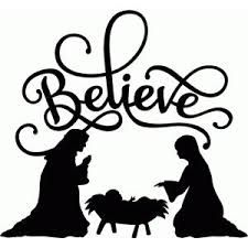 Image result for nativity silhouette cutout | Nativity | Pinterest ...