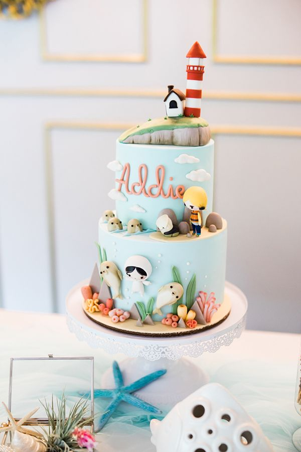 Addies Adorable Song Of The Sea Inspired Party Pinterest Birthdays