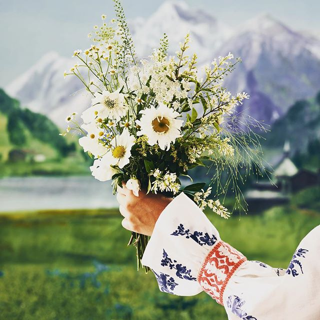 """Homes & Gardens Magazine on Instagram: """"The whimsical ..."""