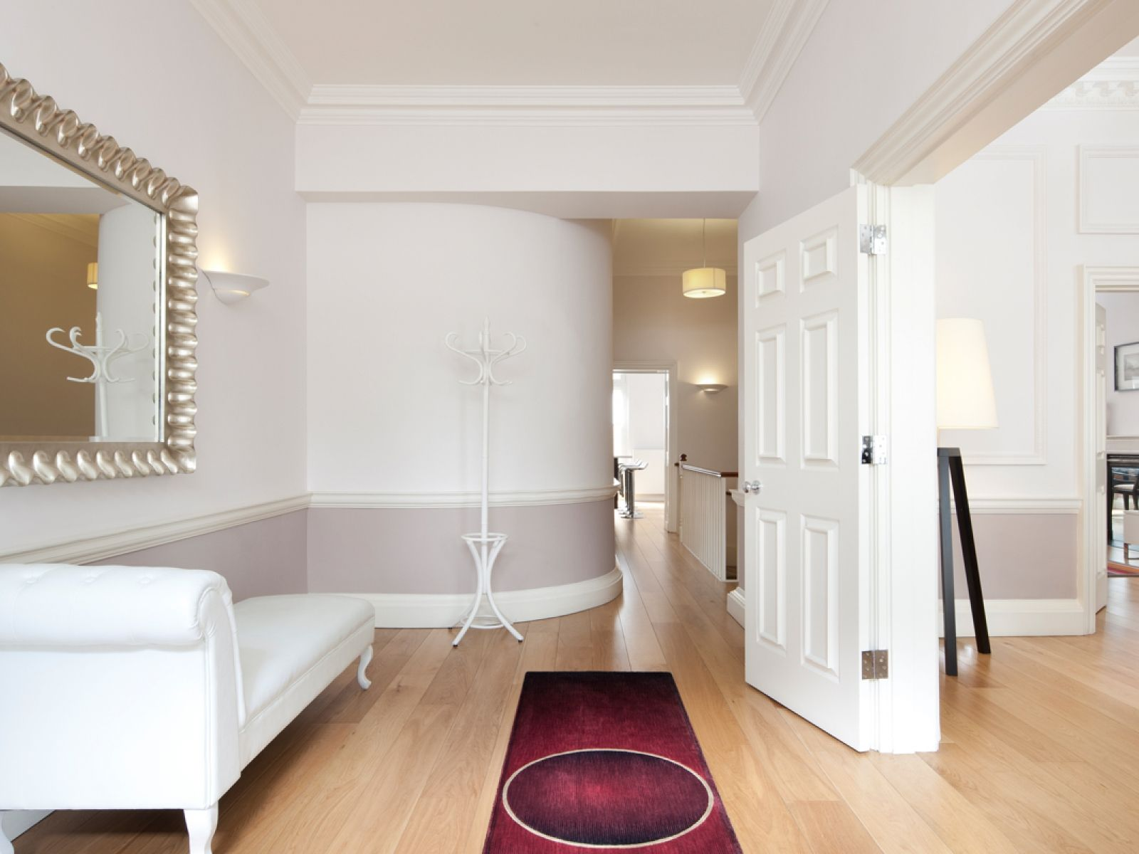 Extended stays in London are made more comfortable in the