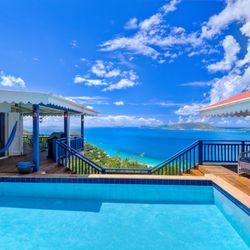 Pelican Peak Villa Tortola, British Virgin Islands A