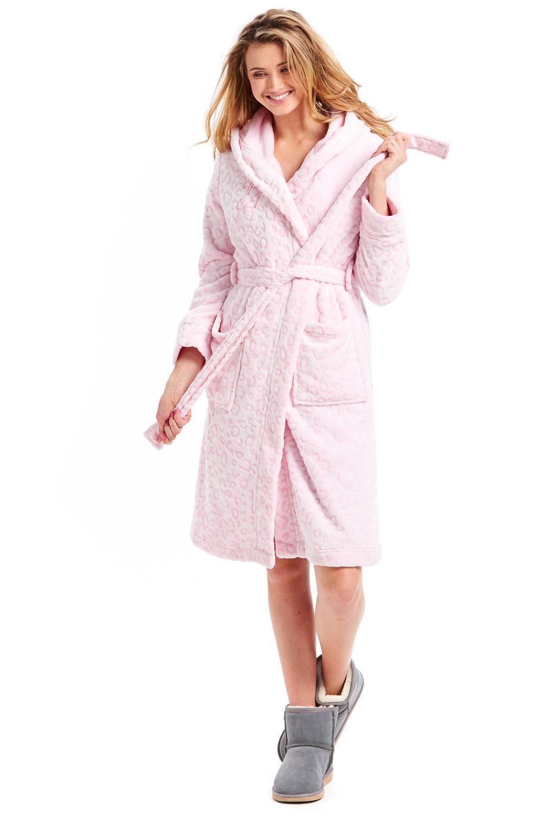 043349d4fd2 Leopard Hooded Gown | Peter Alexander Pyjamas Online, Kids Pajamas,  Nightwear, Lounge Wear