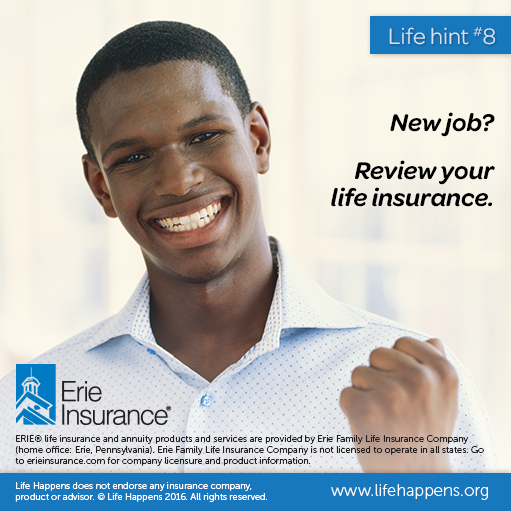 Congratulations on your new job! Now let's review your