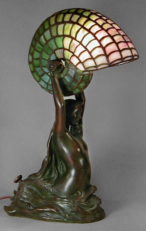 Mermaid Lamp Shell Google Search Home Decor