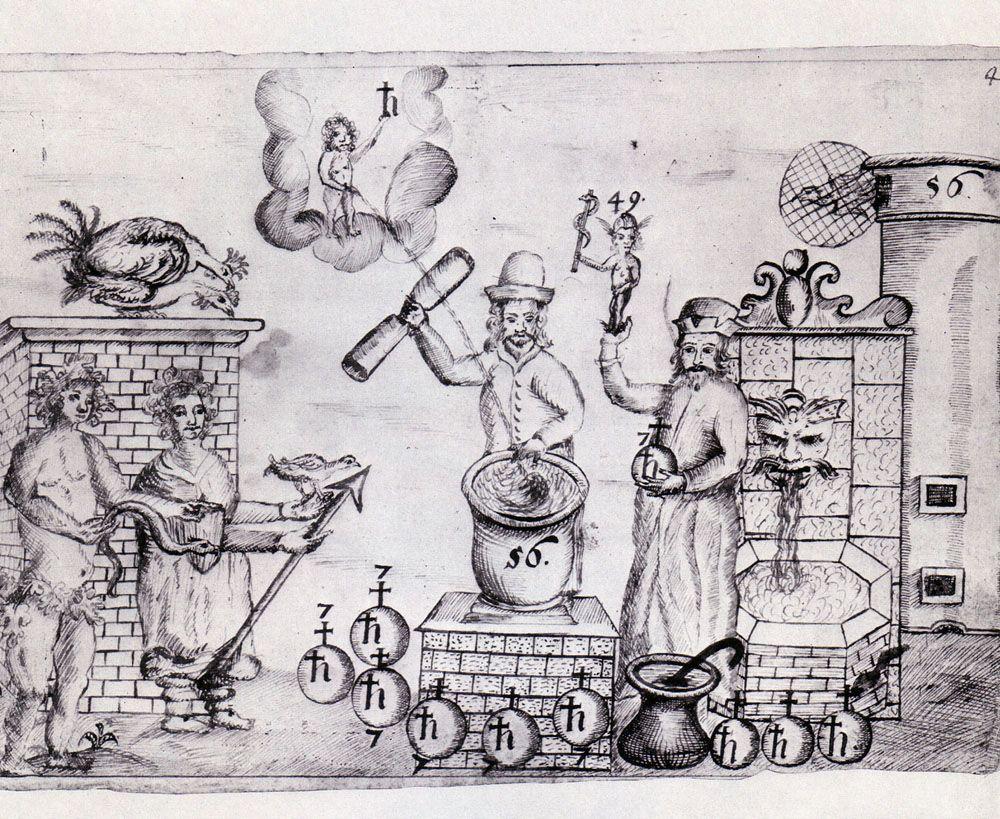 для алхимия по картинками многих учениях лиловый
