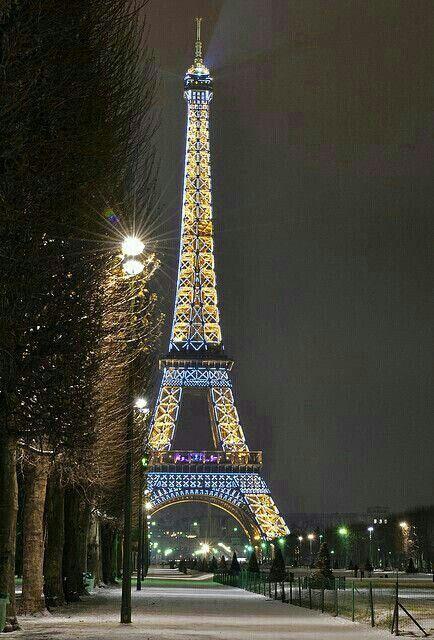 La torre d paris ese es mi sueño un dia ir aqui