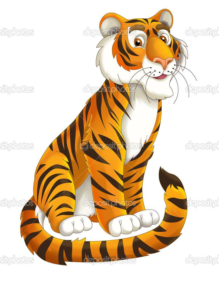 Tiger Illustrations Google Search Jungle Animals Lions  # Muebles Tigre Infantiles