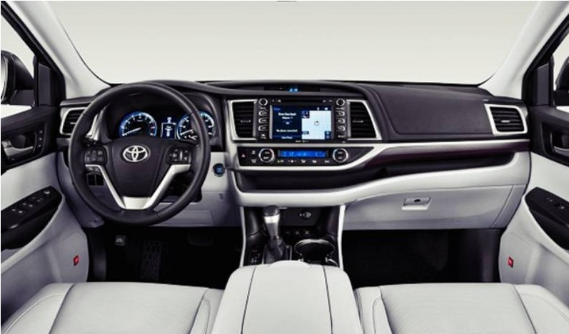 2018 Toyota Camry Interior Design Changes And Photo