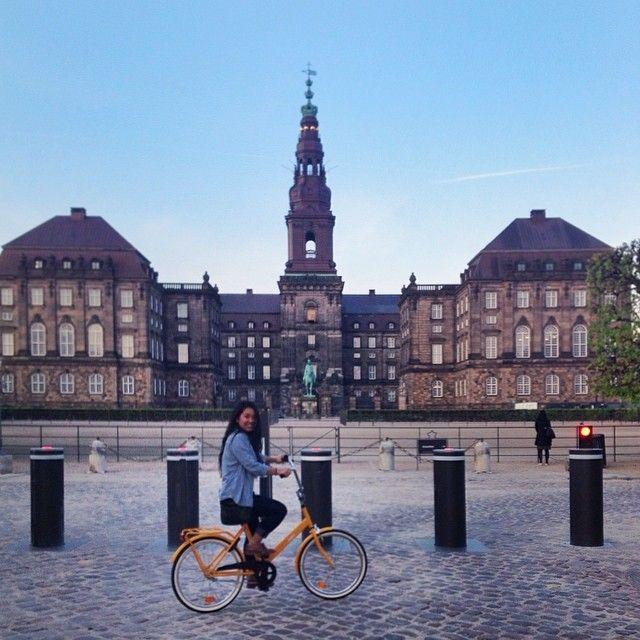 Christiansborg - Slotsholmen - København K   Places to ...