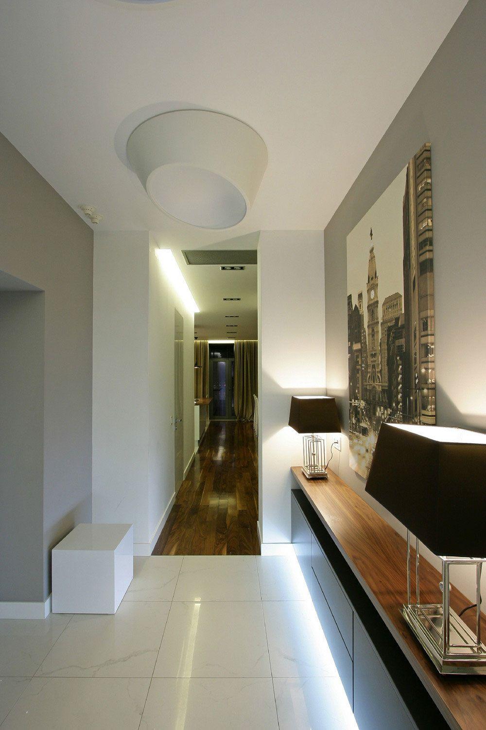 Современный интерьер квартиры: фото и советы   Апартаменты ...
