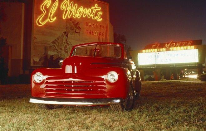 El monte drive in movie theater