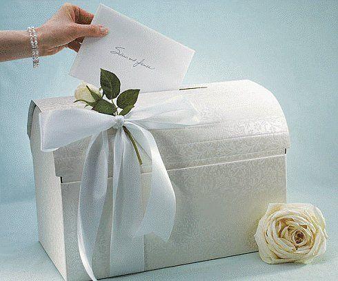 Свадебный сундучок для денег своими руками - мастер 91