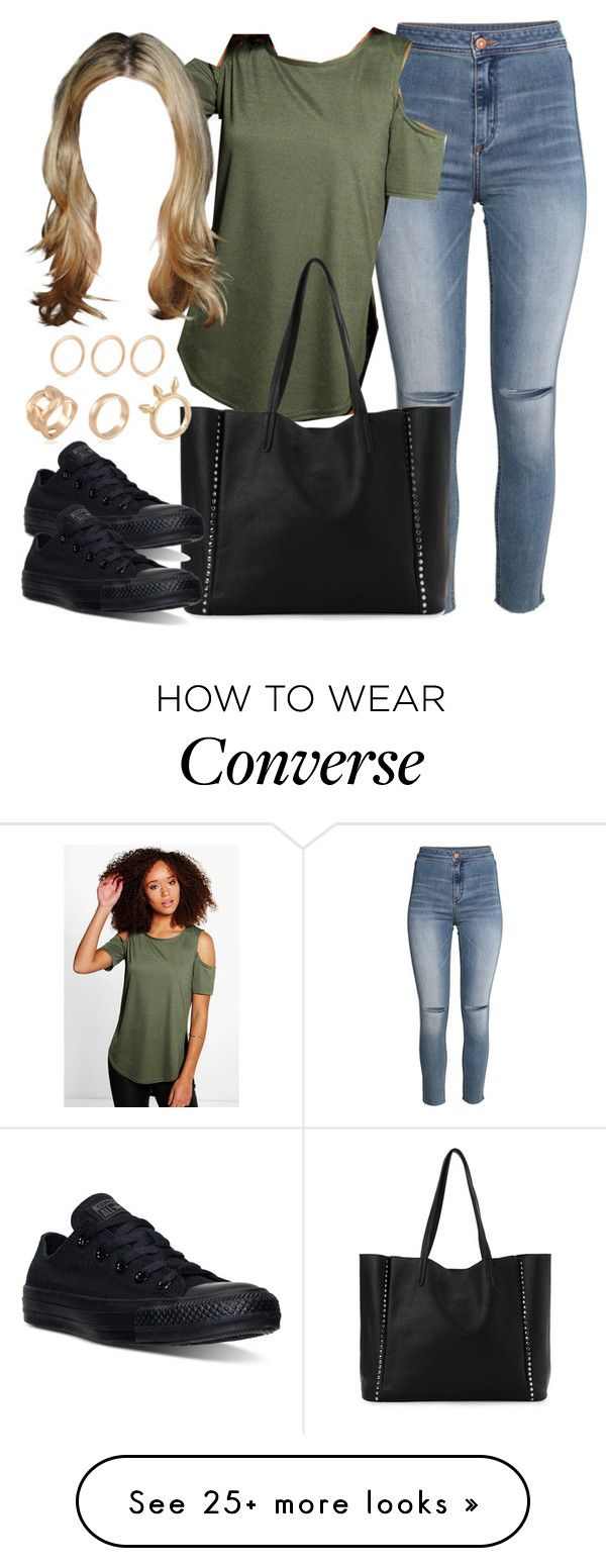 all black converse outfit - photo #21