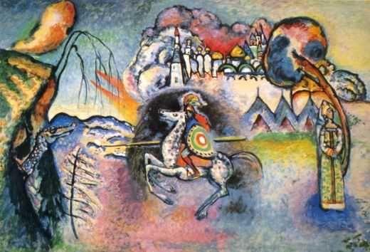 Epingle Sur Vassily Kandinsky