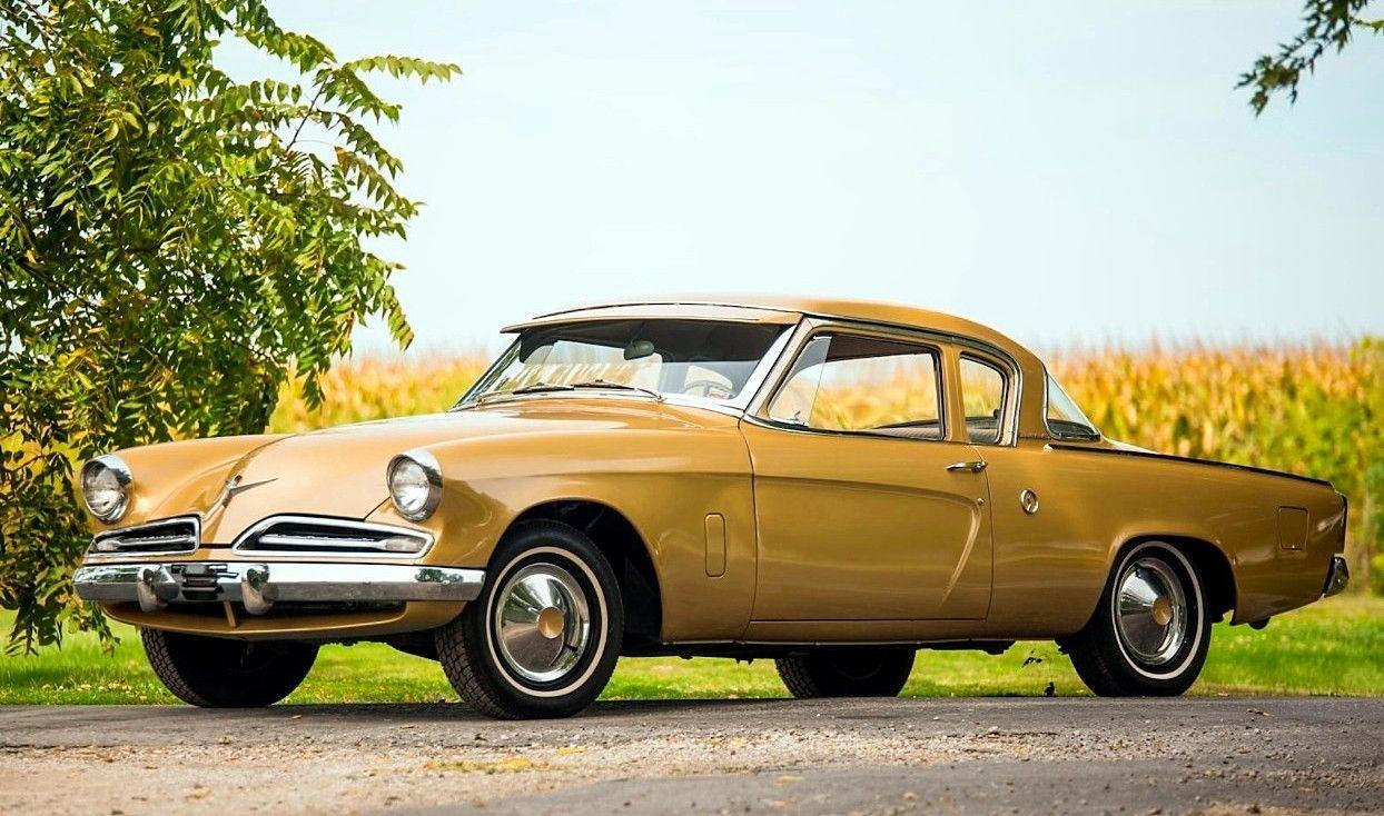Starline champion 1953 studebaker mythiques - Moissonneuse cars ...