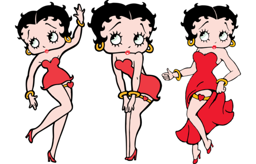 Betty Boop - the   Boopster for you mom