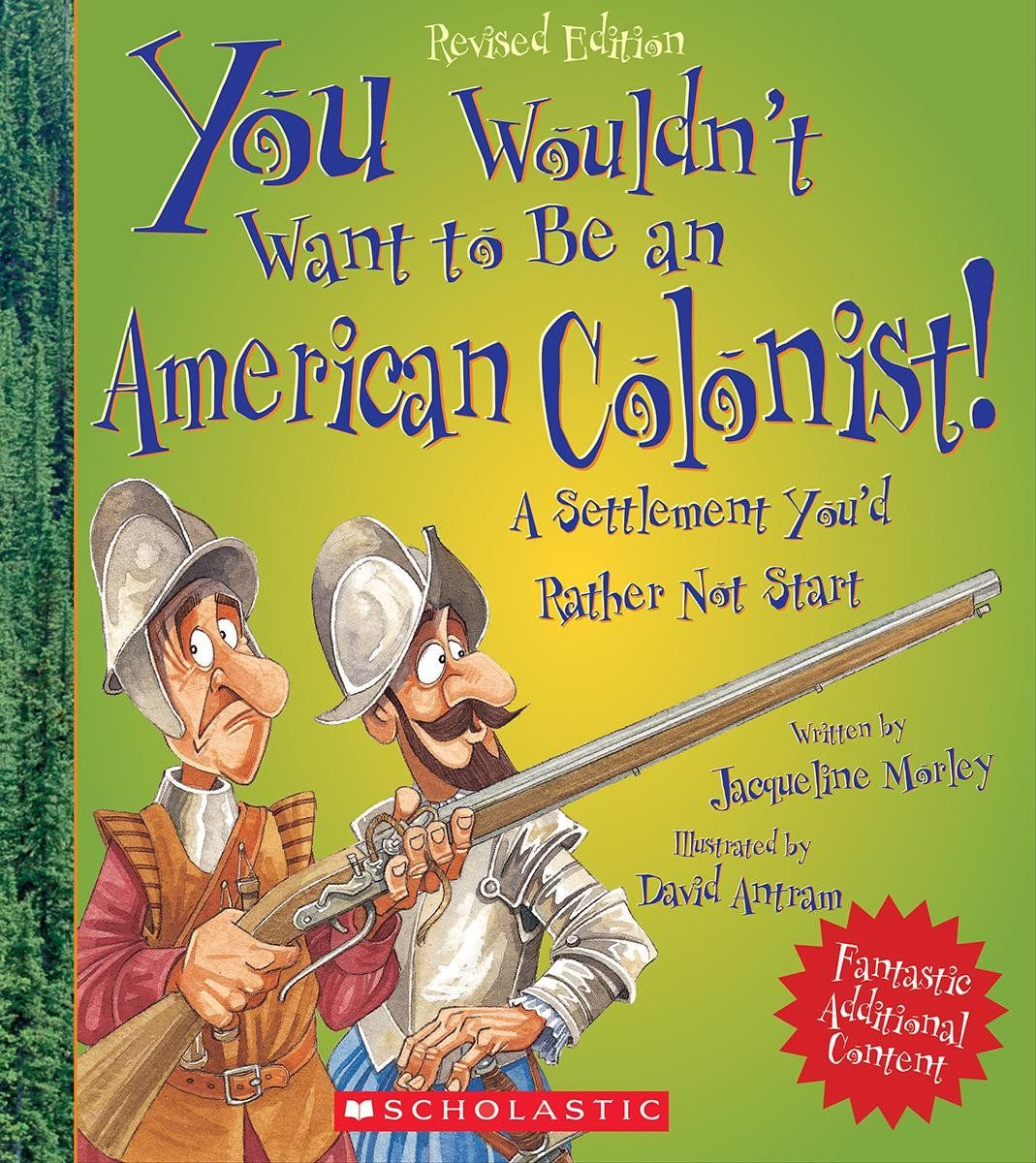 Exploring The 13 Colonies Books And Videos For Middle