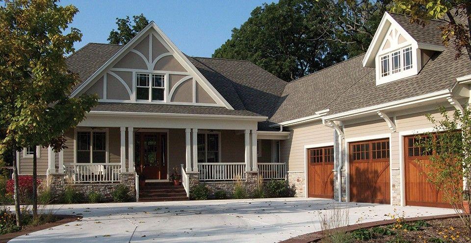 Craftsman Style House Plan 3 Beds 2 5 Baths 2325 Sq Ft Plan 927