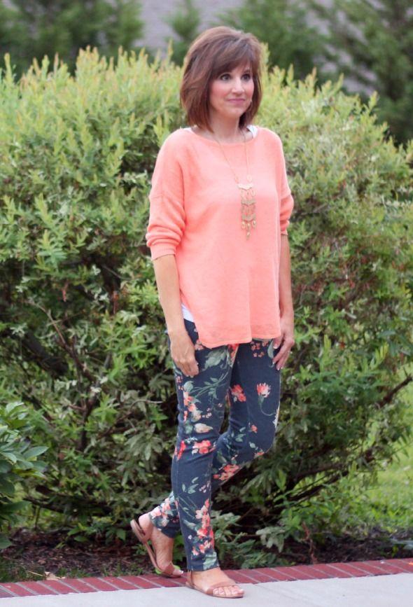 Summer Fashion For Women Over 40 | Fashion, Fashion for ...