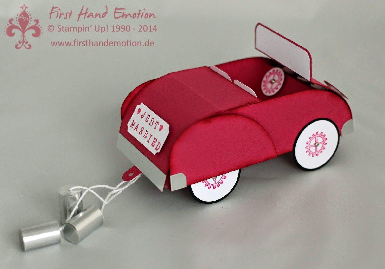 Hochzeitsauto Spielzeug