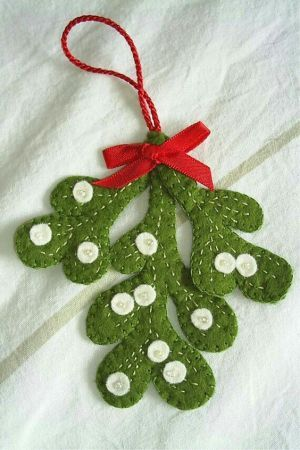 34 Awesome DIY Easy Christmas Ornaments Design Ideas #feltchristmasornaments