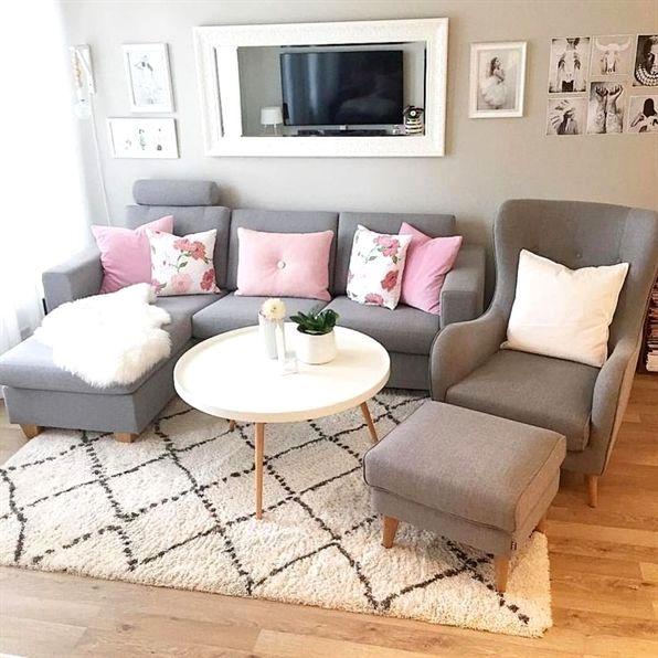 6 Amazing Small Living Room Ideas #smallapartmentlivingroom