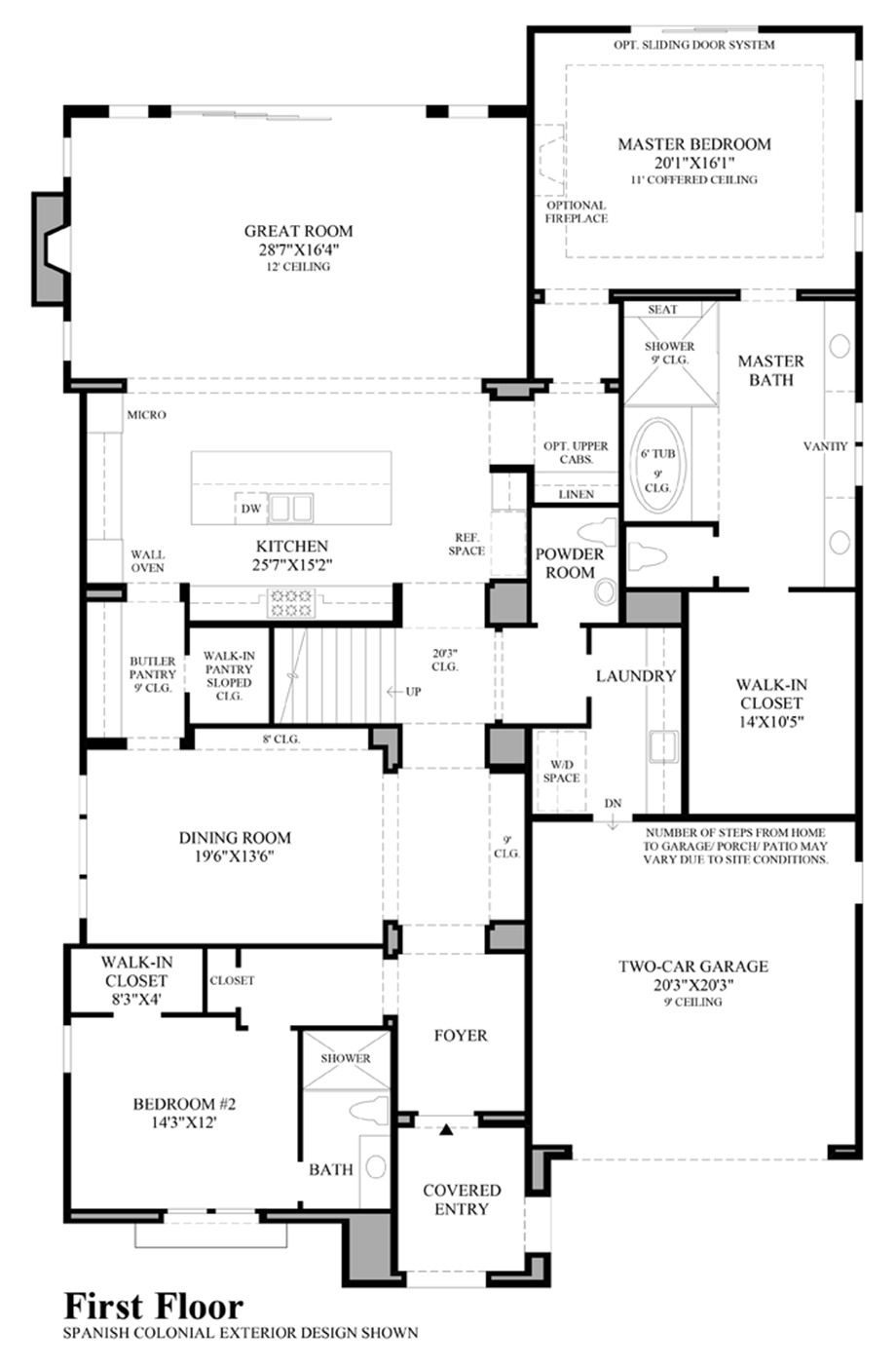 1st Floor Floor Plan Floor Plans Ranch House Floor Plans Floor Plans