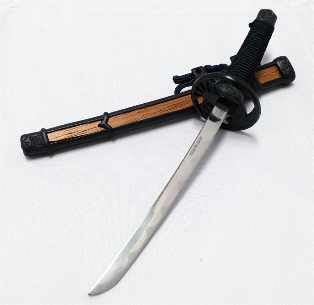Samurai Ninja Japanese Mini Sword Katana Knife Letter Opener Made in Japan 2201 | eBay