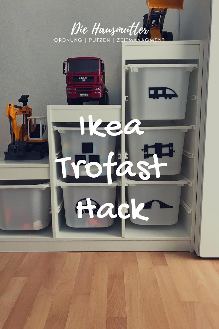 Ordnungssystem Fur Kinder Diy Anleitung Fur Ikea Trofast Grosse