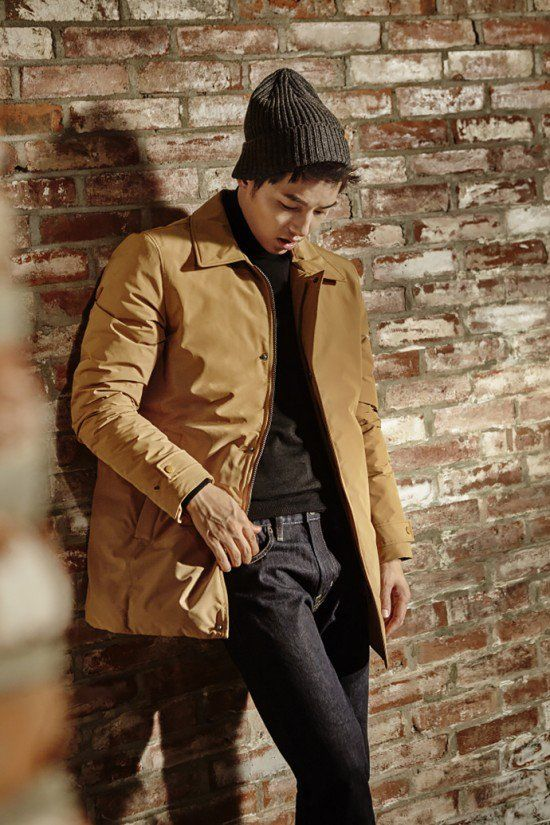 Additional photos of Song Joong Ki for 'Elle Korea' revealed | allkpop.com