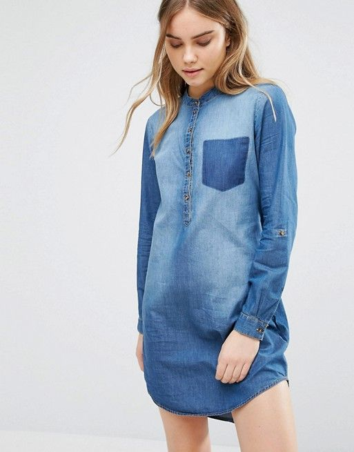 3842ab3bd3 J.D.Y Move Denim Dress