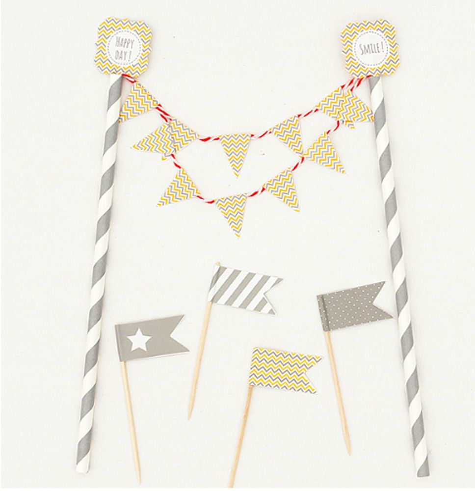 Glitter Paper Birthday Party Hanging Bunting Banner Flag: Details About Glitter Paper Happy Birthday Hanging Bunting