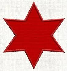 Image result for applique a star