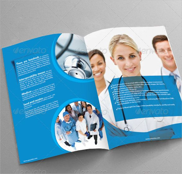 medical brochure template 39 free psd ai vector eps indesign