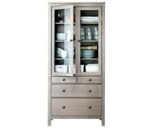 Diningroom new kitchen pinterest hemnes glass doors and drawers hemnes glass door cabinet for dishespantry planetlyrics Images