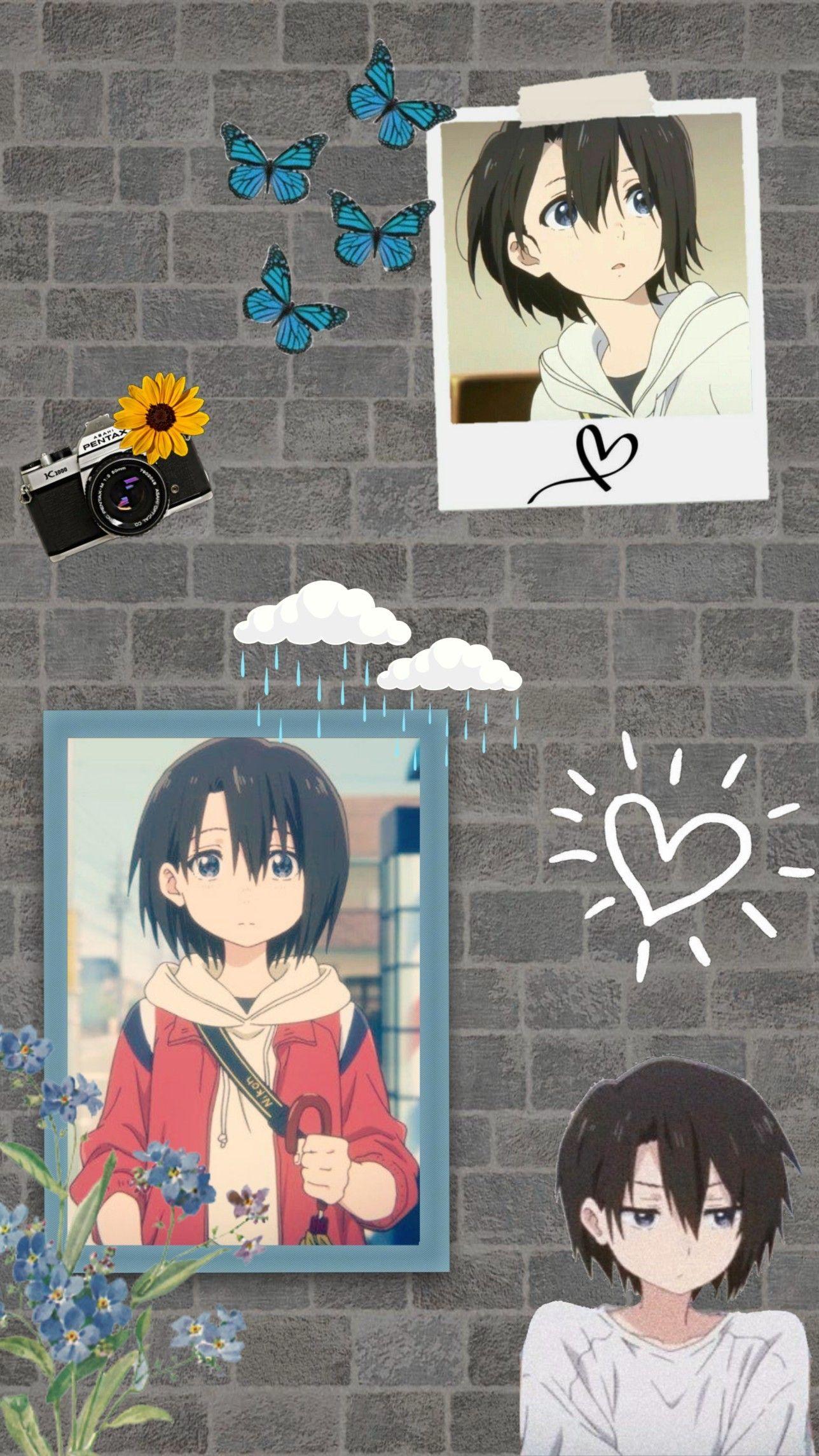 A Silent Voice Yuzuru Aesthetic Wallpaper Cute Anime Wallpaper Anime Wallpaper Anime Films