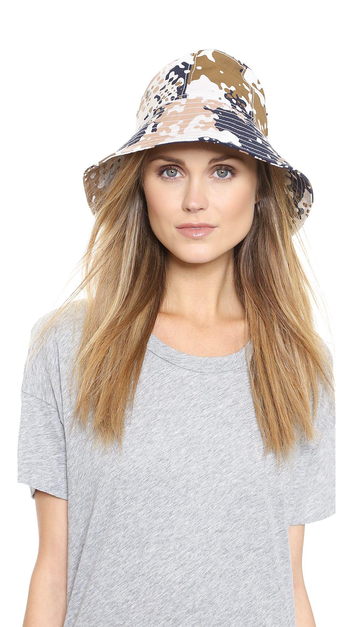4f672b9d0dd Rag   Bone Cara Bucket Hat Hats Online
