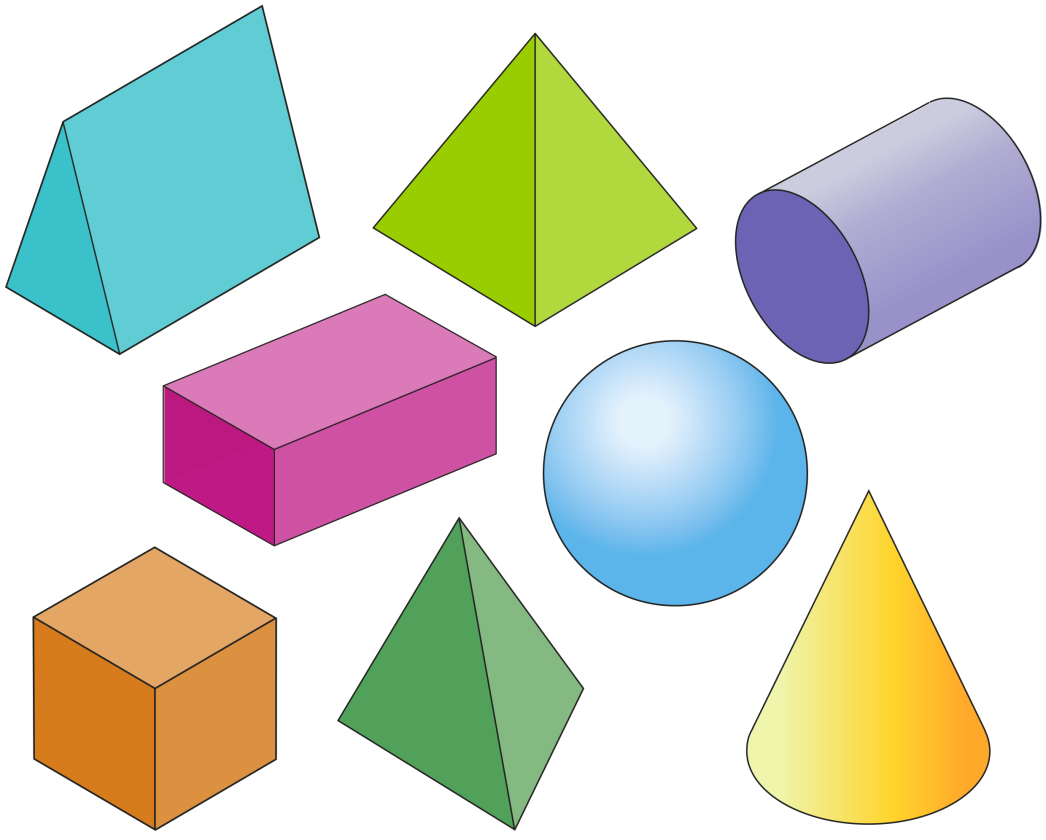 Can You Recognize 2 D And 3 D Shapes Or Name The Parts Of
