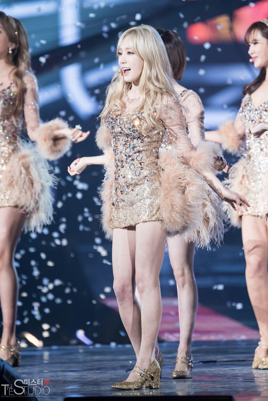 The Studio :: 151227 SBS 가요대전 소녀시대 태연