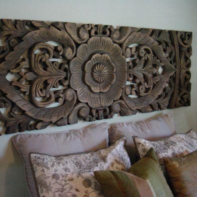 Bedroom Exotic Carved Doors Design, Pictures, Remodel ...